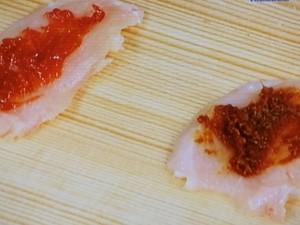 鶏胸肉の変わり天ぷら