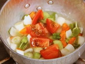野菜スープのような味噌汁