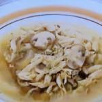 もこみち流 きのこのスープ