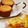 グレープフルーツとミントのケーキ